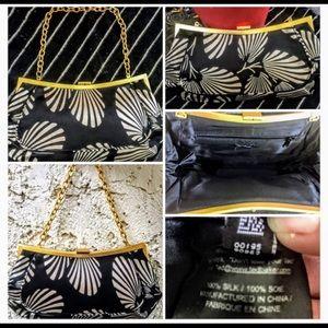 Gorgeous New Ted Baker Silk Evening Bag